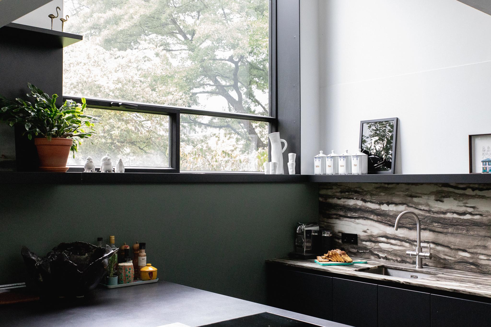 Eetkamer en keuken - V-Studio